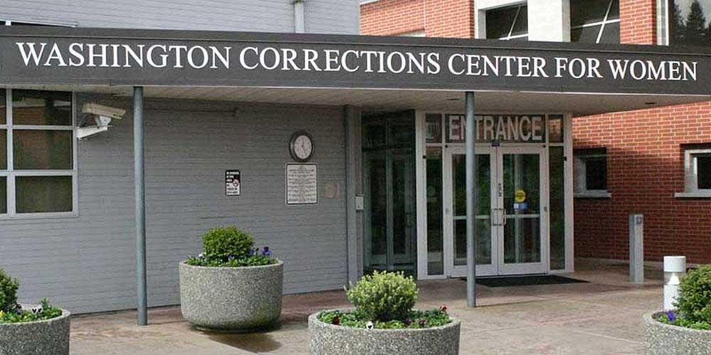 Washington Corrections Center for Women front entrance